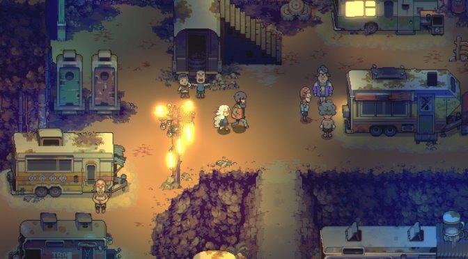 2D adventure RPG, Eastward, will release on September 16th