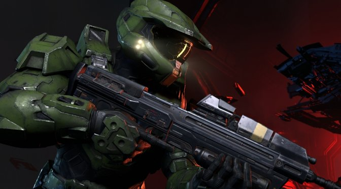 Halo Infinite campaign new feature