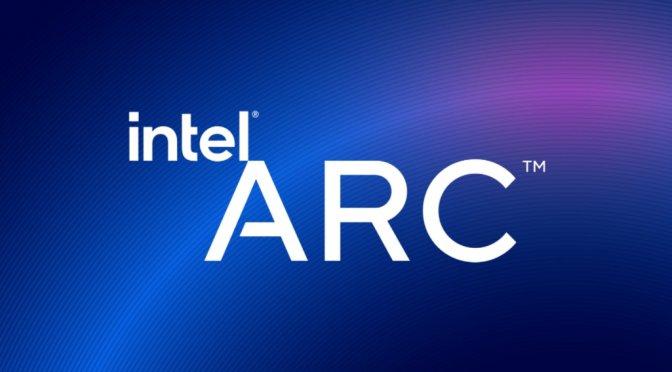 Intel Arc feature