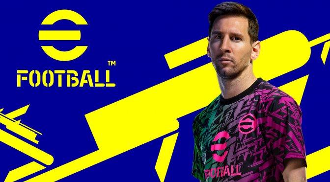 Konami eFootball feature
