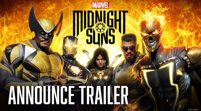 Marvel's Midnight Suns is a new tactical RPG from Firaxis Games