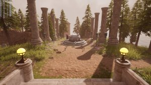 Myst Remake Ray Tracing-3