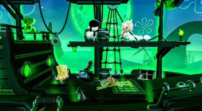Nickelodeon All-Star Brawl feature
