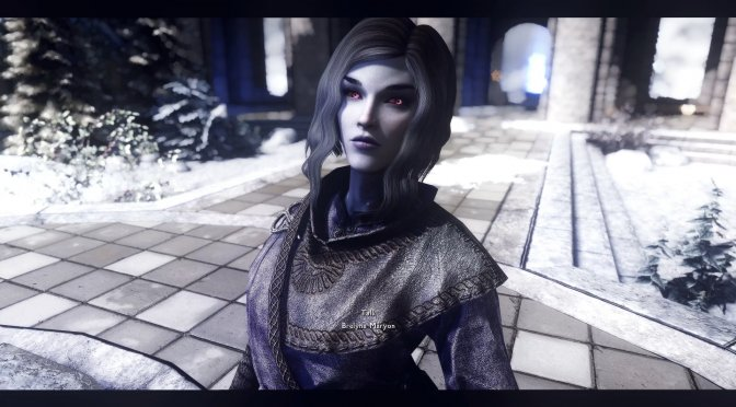 This Skyrim Mod overhauls the appearance of every NPC in the game