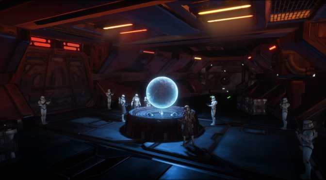 Star Wars Redemption Fan Demo is now available for download