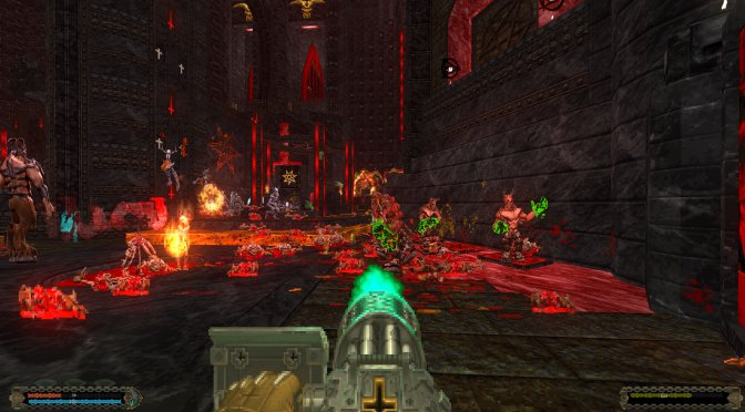 Demo released for the retro FPS GZDoom game, The Age of Hell