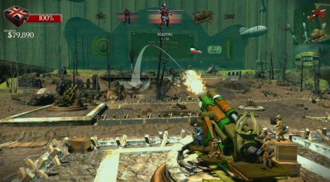 Toy Soldiers HD releases on September 9th