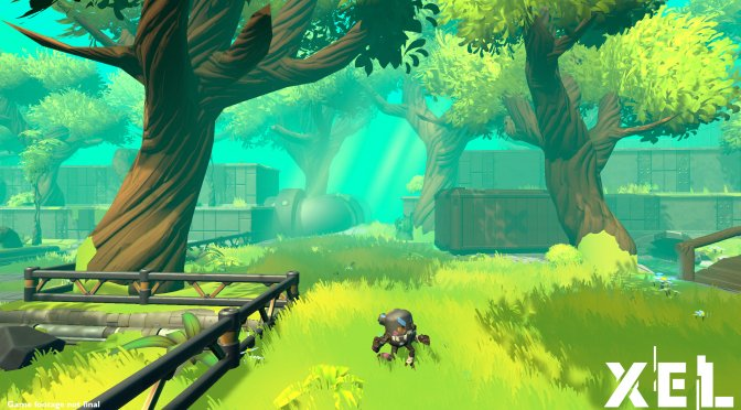 XEL is a new Zelda-like exploration/adventure game, coming to PC in 2022