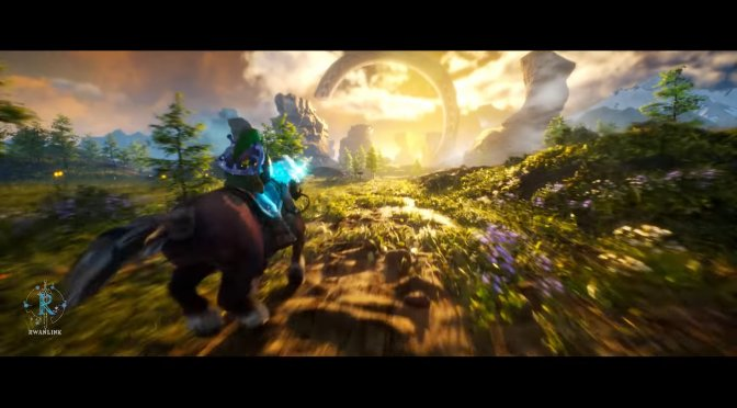 Zelda Ocarina of Time Unreal Engine