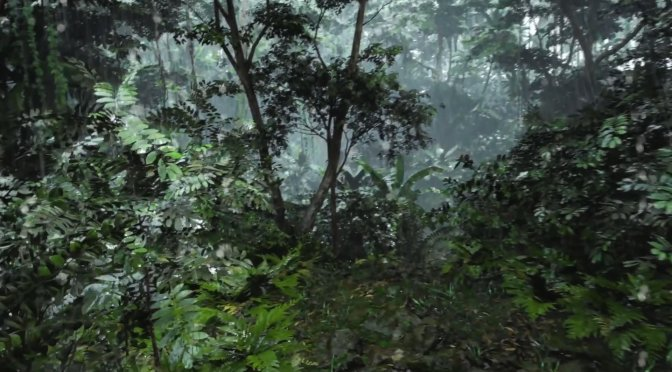"""This is the best """"Crysis/Far Cry"""" next-gen forest showcase for Unreal Engine 5"""