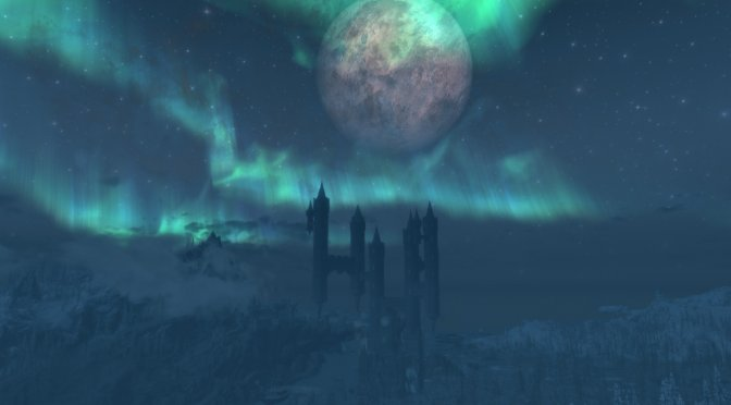 Dracula's Castle is a brand new Castlevania-inspired mod for Skyrim