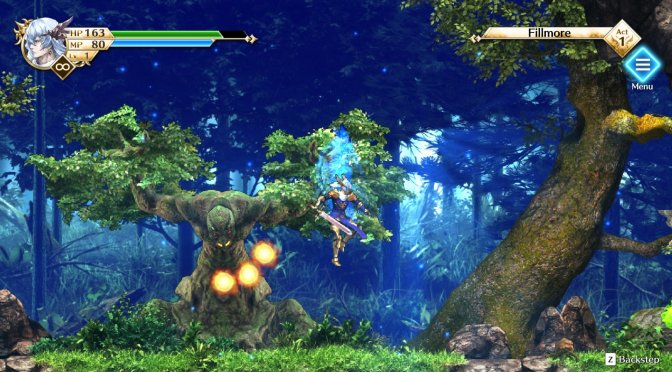 Actraiser Renaissance is a remaster of the classic Actraiser, now available on Steam