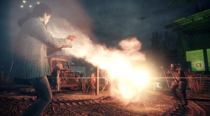 Alan Wake Remastered first screenshots-12