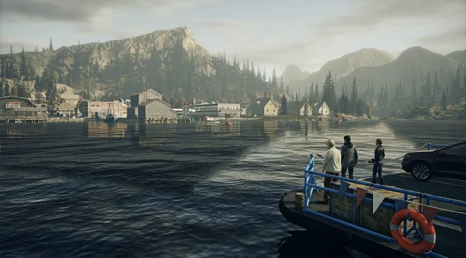 First Alan Wake Remastered screenshots leaked, showcase its new graphics