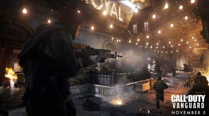 Call of Duty Vanguard Open Beta PC Requirements + New Screenshots