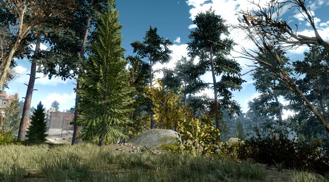This Fallout 4 Mod adds around 18000 additional trees to the game