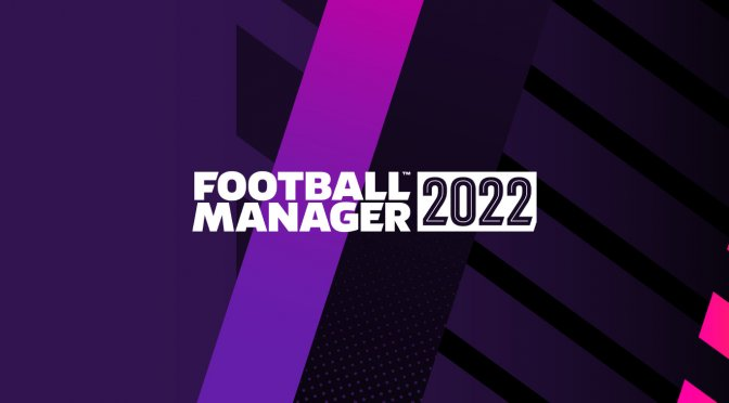 Football Manager 2022 officially announced, releases on November 9th