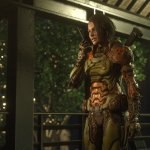 Jill Valentine Doom Slayer suit mod-2