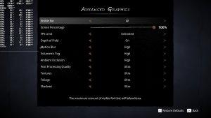 Kena-2 PC graphics settings