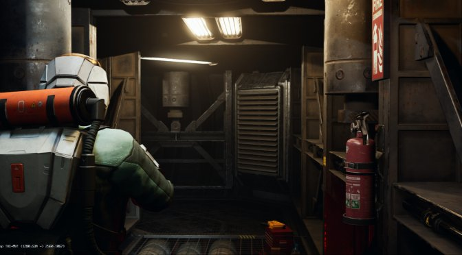 New gameplay trailer released for the Dead Space-inspired horror game, Negative Atmosphere