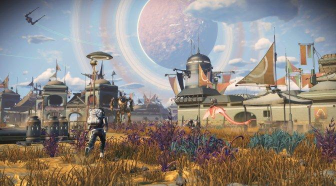 No Man's Sky Frontiers Update feature