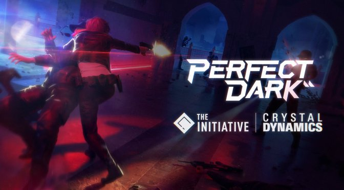 Perfect Dark is now developed by The Initiative and Crystal Dynamics