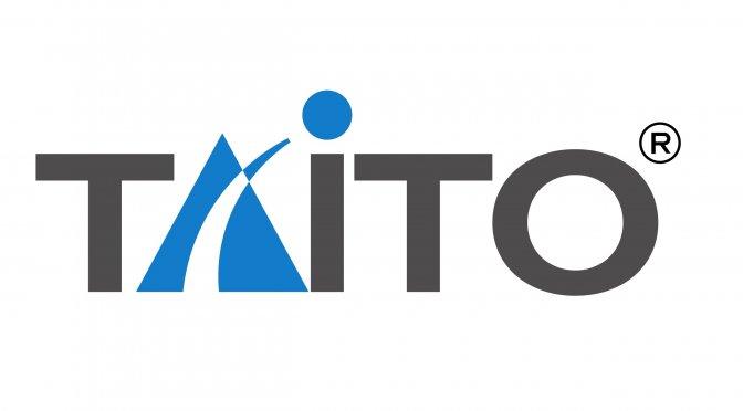 Taito logo feature