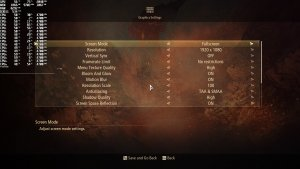 Tales of Arise graphics settings-1