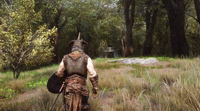 The Elder Scrolls V: Skyrim with over 1200 mods & Reshade Ray Tracing