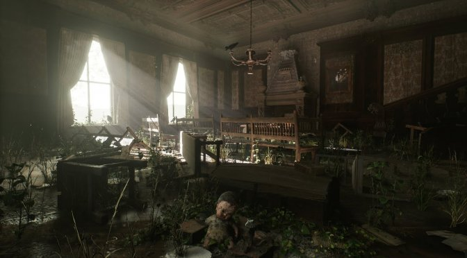 Here are some The Last of Us Part 2-inspired maps in Unreal Engine 5