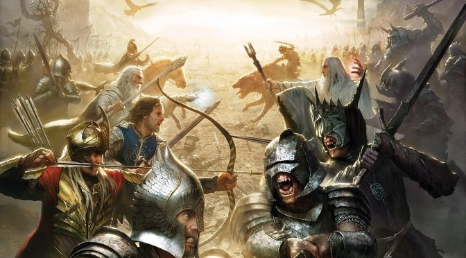 Modders are working on an unofficial remaster of The Lord of the Rings: Conquest