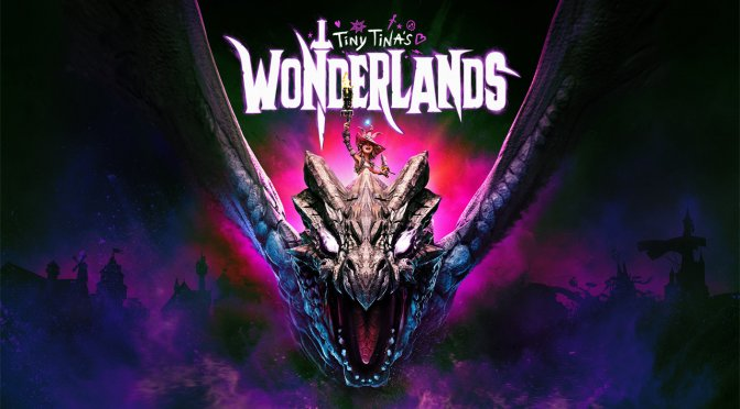 Tiny Tina's Wonderlands releases in March 2022, gets first gameplay trailer