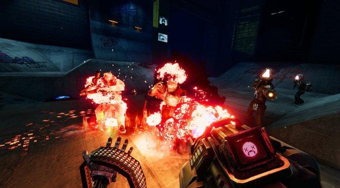 Turbo Overkill is a new retro cyberpunk FPS that is inspired by Doom, Duke Nukem & Quake