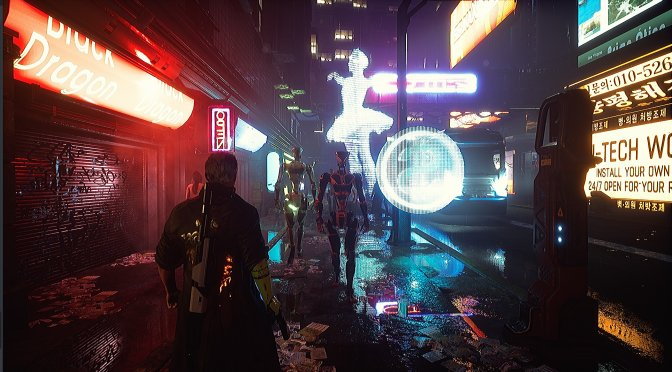 Vigilance 2099 will be now using Unreal Engine 5, gets second teaser trailer