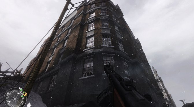 Call of Duty 2 Remastered Mod adds 5K textures to this classic COD game