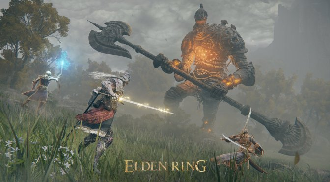 Bandai Namco has shared some brand new screenshots for Elden Ring