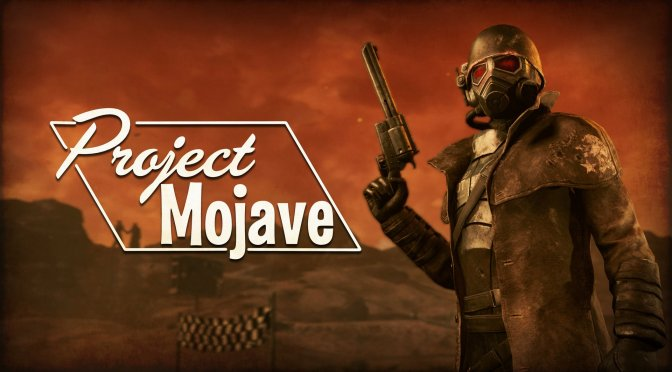 Fallout 4 Project Mojave Mod is now available in Early Access