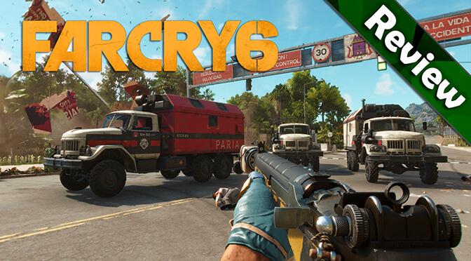 Far Cry 6 Review: A Very Familiar Power-Fantasy