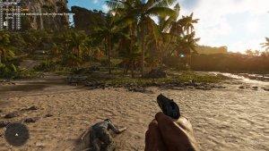 Far Cry 6 AMD FSR-1