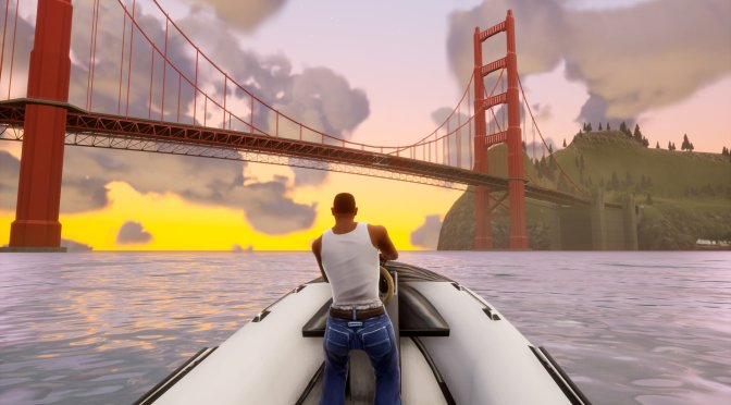 Grand Theft Auto: The Trilogy – The Definitive Edition will support DLSS, first screenshots & comparison trailer