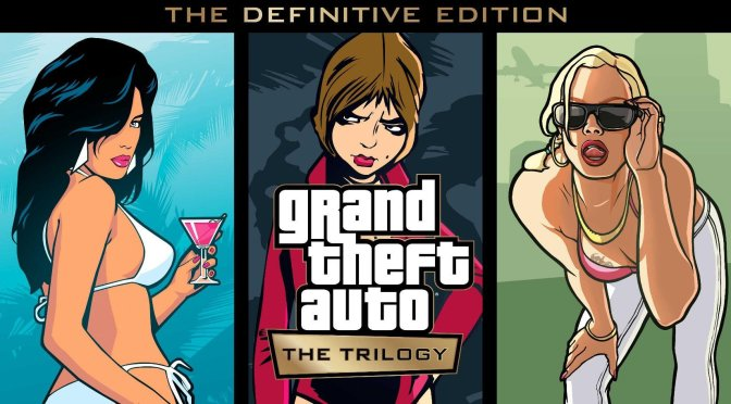 GTA Trilogy: The Definitive Edition PC Requirements & first graphics details leaked