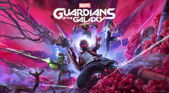 Marvel's Guardians of the Galaxy PC Performance Analysis