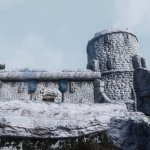 Skyrim 8K-4K fortresses textures-7