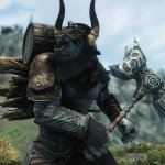 Skyrim Mihail Monsters and Animals Pack-1