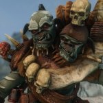 Skyrim Mihail Monsters and Animals Pack-3
