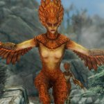 Skyrim Mihail Monsters and Animals Pack-7