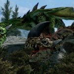 Skyrim Mihail Monsters and Animals Pack-8