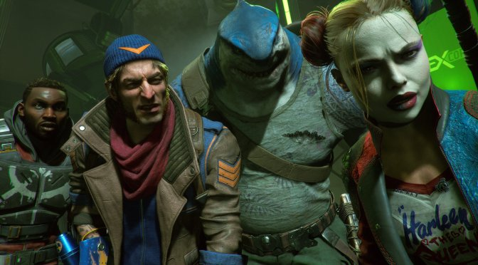 First screenshot released for Suicide Squad: Kill the Justice League