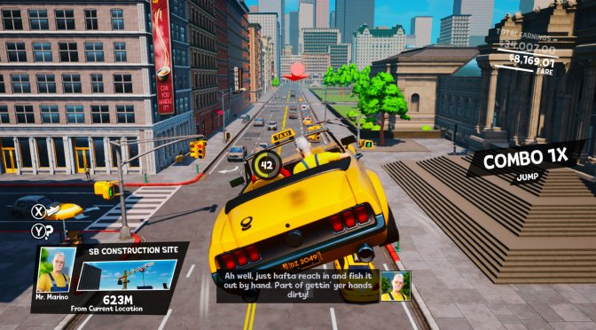 Taxi Chaos feature 2