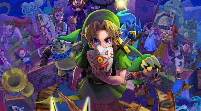 The Legend of Zelda: Majora's Mask gets a must-have HD Texture Pack